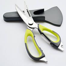 Ножи кухонные, ножницы, ножеточки