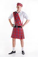 Шотландский мужской национальный костюм