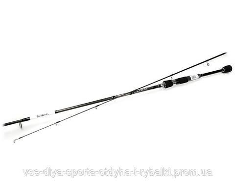 Спиннинговое удилище DAIWA TATULA TXT702MFS 2,13м 3,5-21 гр