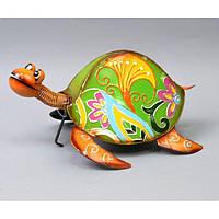 """Декор """"Черепаха"""" RV234, материал - металл, размер - 32*20*18 см, декор для дома, декорирование дома, аксессуары для дома"""