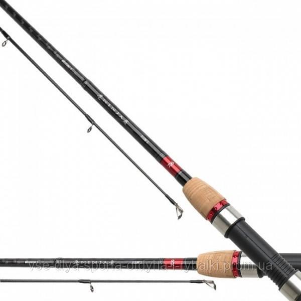 Спиннинговое удилище DAIWA NINJA NJX1002MHSC-AX 3m 30-60g