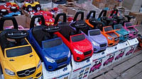 Машина толокар для детей со звуковыми и световыми эффектами МВ 2-002 ТМ MasterPlay, фото 1