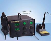 Термовоздушная паяльная станция Lukey 852D+FAN