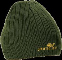 Шапка Jahti Jakt Knitted трикотажная зеленая