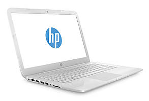 "Ноутбук HP Stream 14-ax014nf 14"" Intel Celeron, 4 ГБ ОЗУ, 32 ГБ SSD ""Over-Stock"""