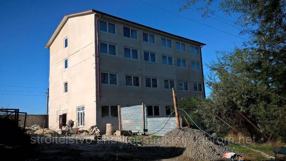 Строительство общежитий