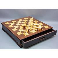 Шахматы W5050, 42*42*9 см, дерево, Подарочные шахматы, Шахматы полный набор, Деревянные шахматы, Интеллектуальные игры