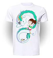Футболка GeekLand Унесенные Призраками Spirited Away Chihiro&Co SA.01.003
