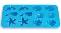 Форма силиконовая для льда Kamille KM-7742