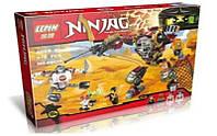 Конструктор для детей Робот спасатель 478 дет. серия Ninja