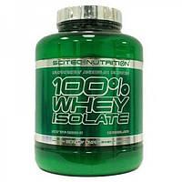 Протеин 100% WHEY PROTEIN ISOLATE 2000 г Вкус: berry-vanilla