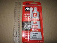 Герметик прокладок RED 85гр красный  abro 11-AB CH