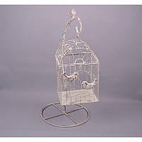 Декор клетка CH260, материал - металл, размер - 66*20*27 см, декор для дома, декорирование дома, аксессуары для дома