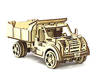 Механический конструктор Грузовик 1234-3 | Механические 3Д пазлы