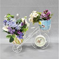 Часы кашпо F3121, размер 50*25*35 см, декор для дома, декорирование дома, аксессуары для дома