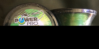 Шнур рыболовный Power Pro 1000 м