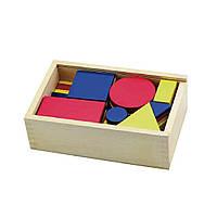 Набор для обучения Viga Toys Логические блоки 56164
