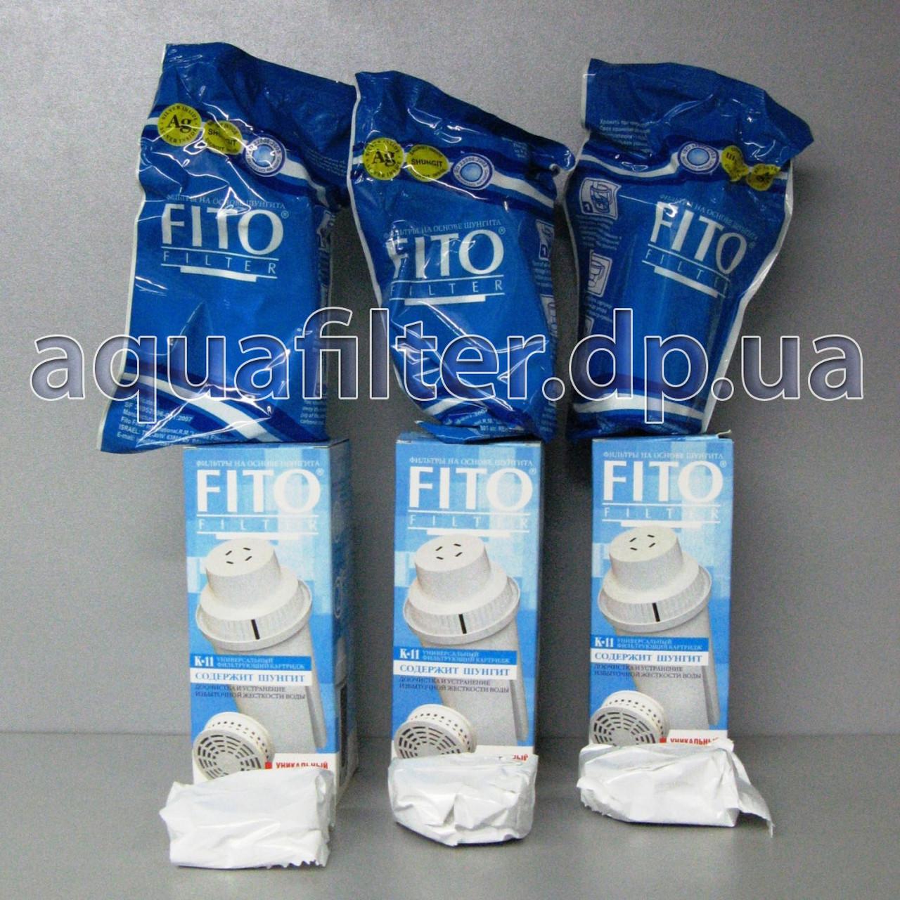 Сменный картридж Фито Fito Filter K-11 Классик 3 шт