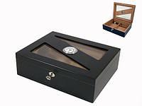 Хьюмидор для 100 сигар «High Tech», Арт.92002, черный