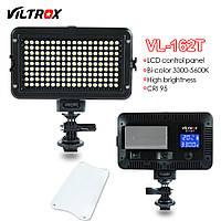 LED - осветитель, видеосвет Viltrox VL-162T