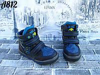 """Демисезонные ботинки на Байке """" EeBb """"   27-32 р"""