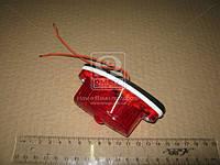 Фонарь габаритный задний красн. (пр-во Украина) Ф-418