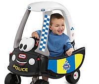 Машина-каталка Полицейский автомобиль Little Tikes Cozy Coupe 172984