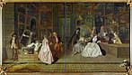 Картина «Вывеска лавки Жерсена»