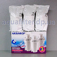 Сменный картридж АКВАФОР B100-15 3 шт, фото 1