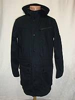 Мужская удлиненная демисезонная куртка Piazza Italia