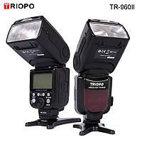 Вспышка для фотоаппаратов CANON - TRIOPO Speedlite TR-960 II