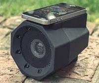 Беспроводная индукционная колонка для телефона Touch Speaker Boombox, контактная колонка