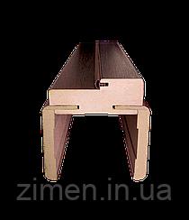 Телескопическая дверная коробка