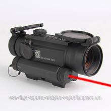Коллиматорный прицел HOLOSUN Infiniti Laser QD HS401R5