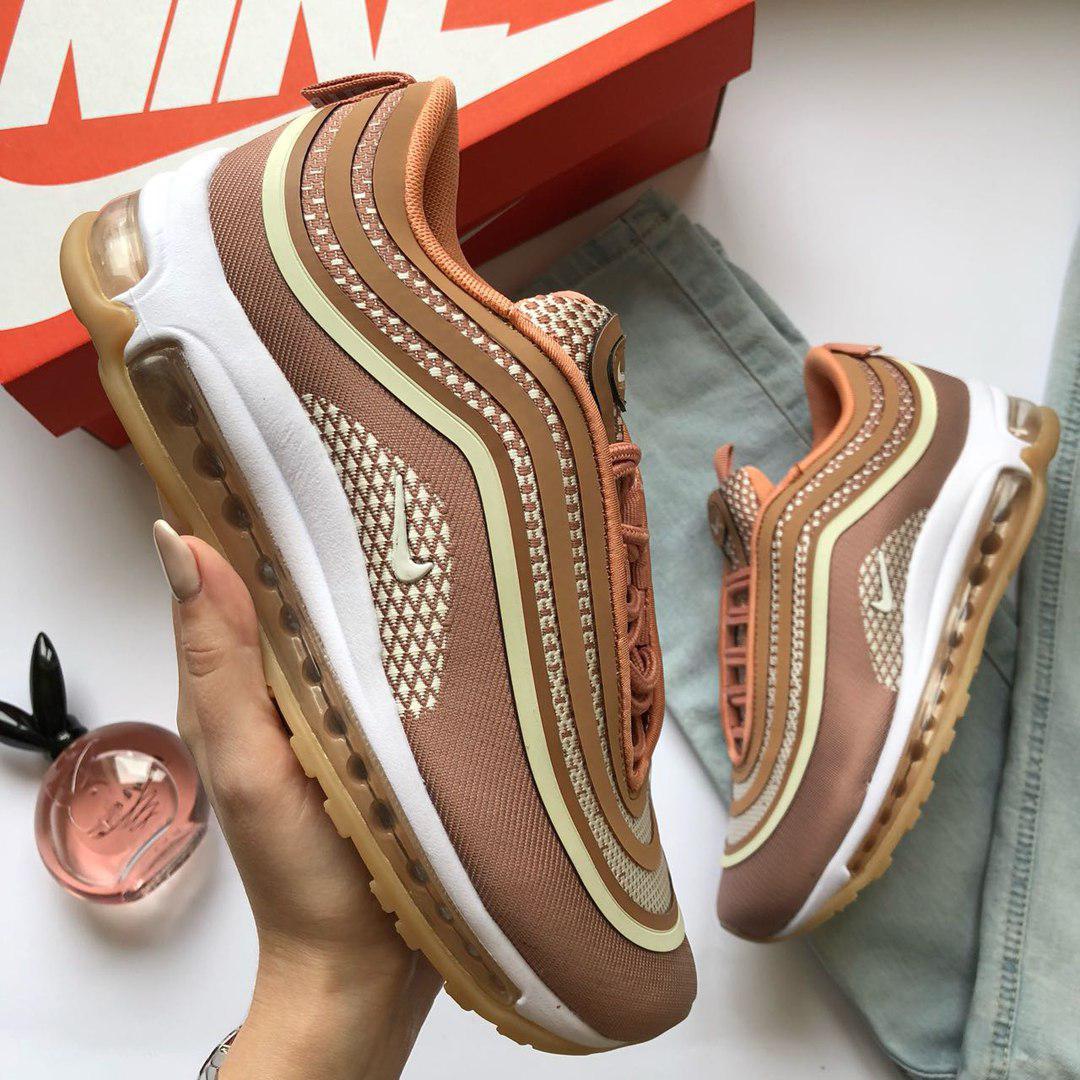 Женские кроссовки в стиле Nike Air Max 97 (36, 38, 39 размеры)