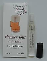 Мини-парфюм Nina Ricci Premier Jour (10 мл)
