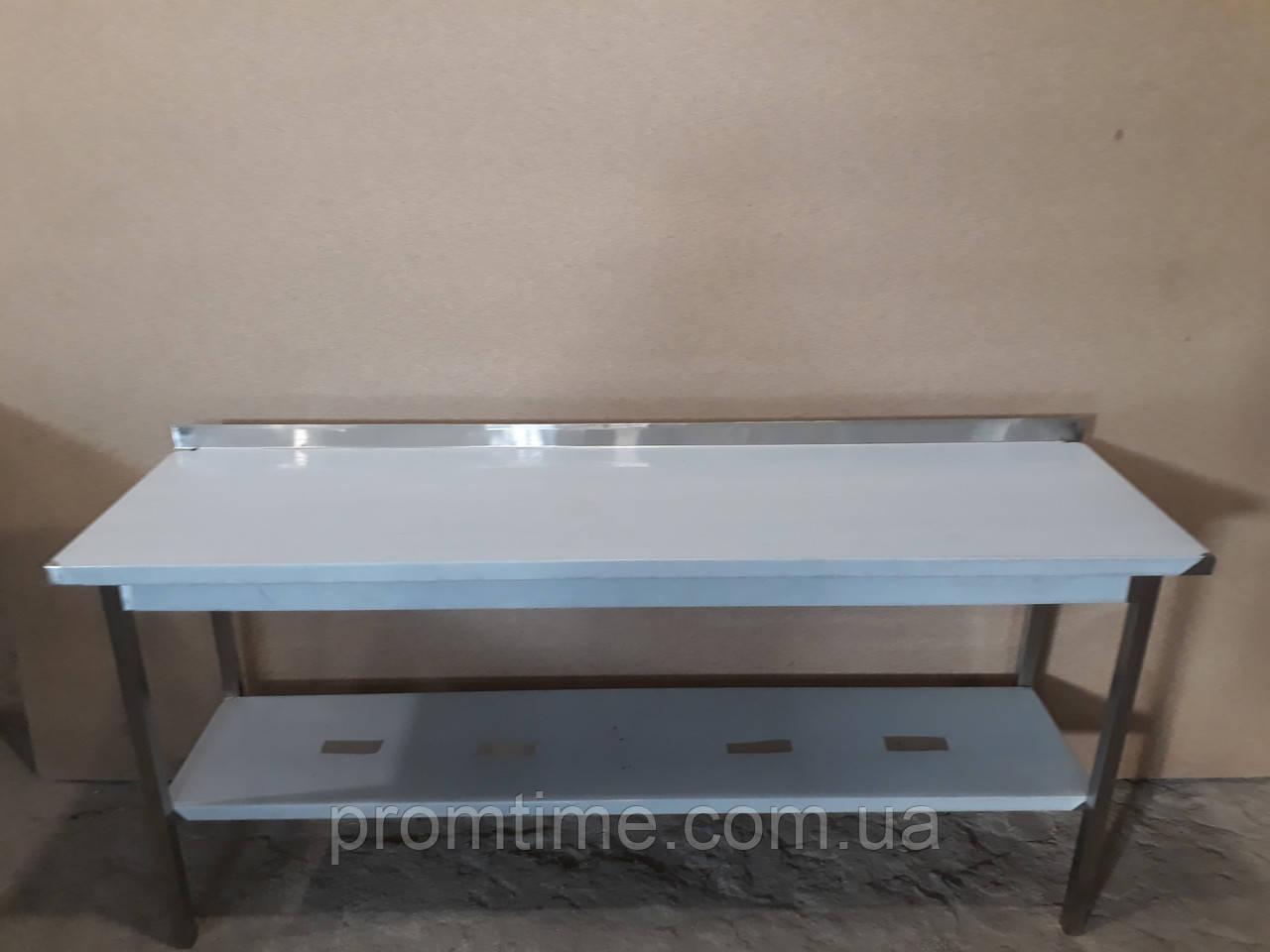 Стол производственный 1800х500х850