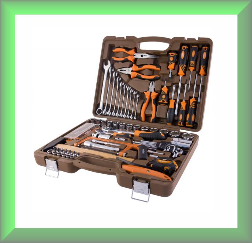 Универсальный набор инструментов OMT101S Ombra (101 предмет)