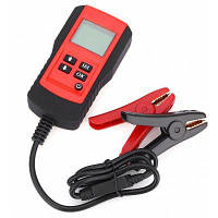 AE300 12V автомобиля цифровой анализатор тестовой батареи Жёлтый и красный
