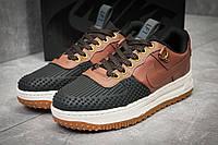 Кроссовки мужские Nike LF1, коричневые (11753), р. 41-46