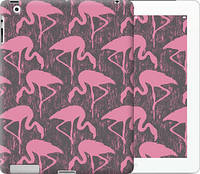 "Чехол на iPad 2/3/4 Vintage-Flamingos ""4171c-25-10409"""