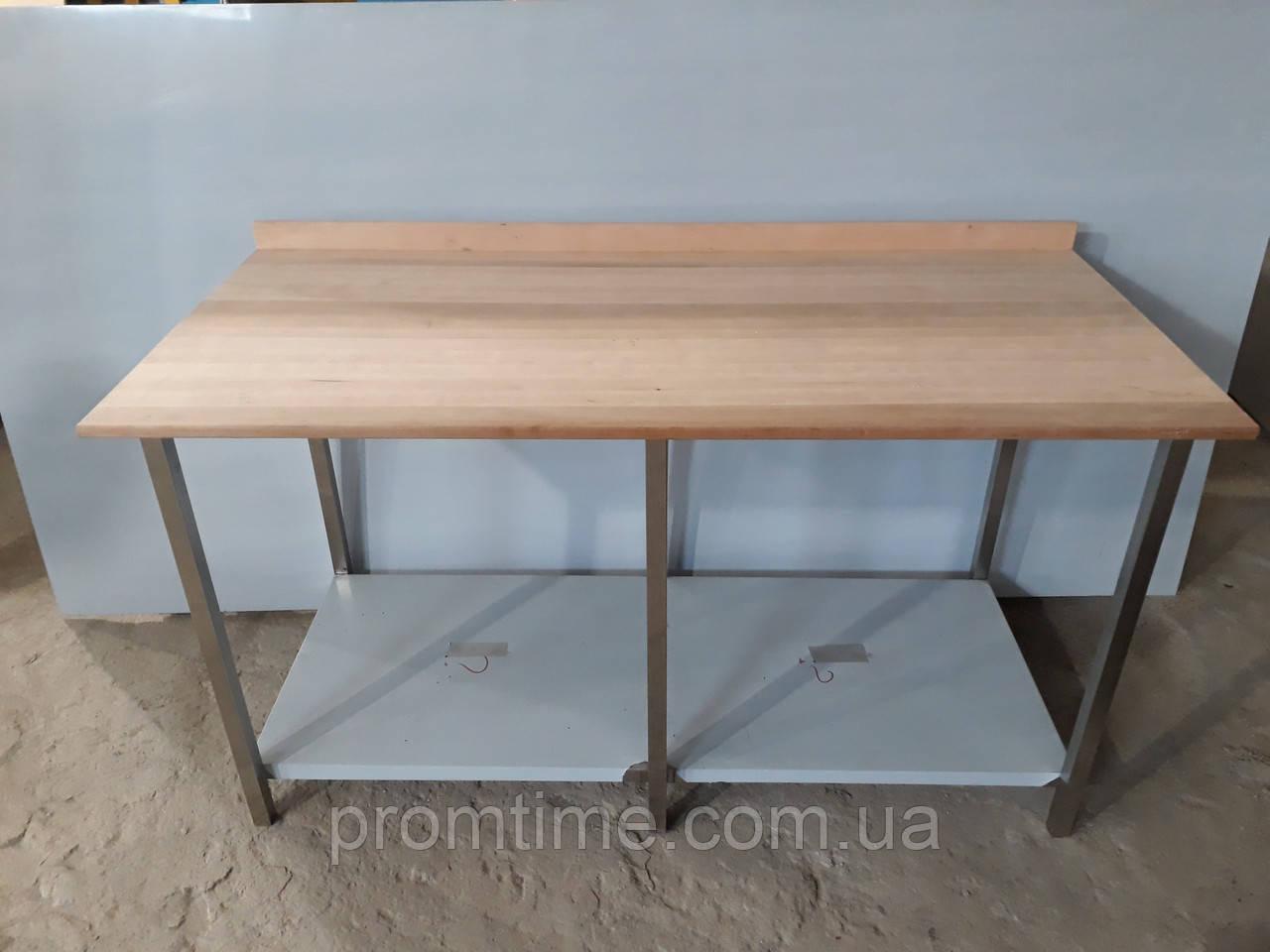 Стол для мучных работ 1500х700х850