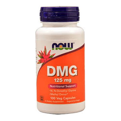 Энергетик Диметилглицин DMG 125мг 100 капсул