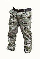 Брюки (штаны) камуфляжные мультикам