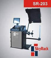 Автоматический балансировочный стенд SkyRack SR-203. Стоимость с доставкой.