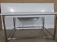 Стол производственный 1500х1000х850