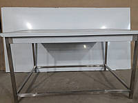 Стол производственный 1500х1000х850, фото 1