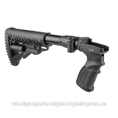 Приклад M4 складной с пистолетной рукояткой FAB DEFENSE для СВД