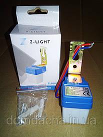 Датчик освещенности ZL 8005 WH (сумеречное реле) Iн=6А