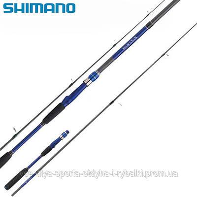 "Спиннинг Shimano NASCI BX SPINNING 6'11"" 1-6g UL Rock"